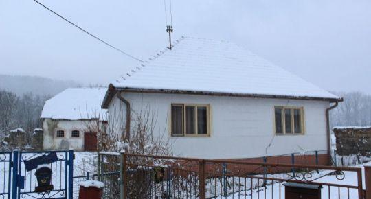 Predám rodinný dom v Hornej Strehovej,okres Veľký Krtíš