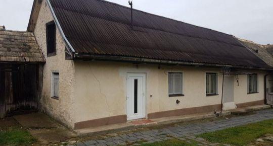Predám rodinný dom v obci Tomášovce,okres Lučenec