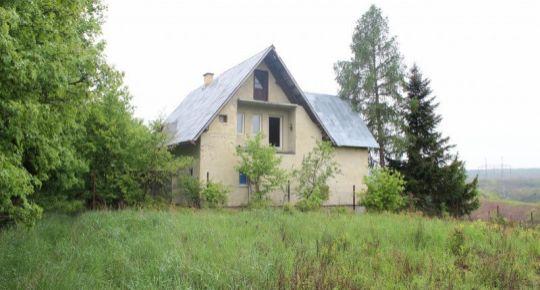 Predám rodinný dom na polosamote v obci Kurtáň,okres Lučenec