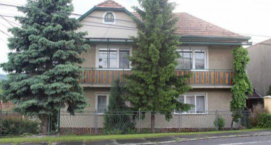 Predám rodinný dom v obci Radzovce,okres Lučenec