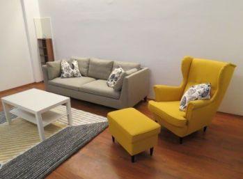 BA I.,Centrum, 2-izbový byt na Kolárskej ulici
