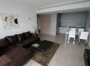 BAI. 2 izbový byt v EUROVEA s výhľadom na Dunaj