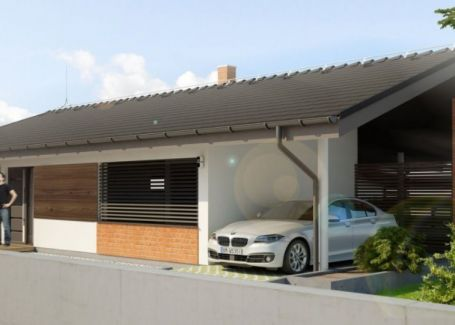Novostavba 5-izbový dom- bungalov predaj Zvolen
