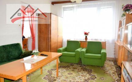 DMPD real Vám ponúka na predaj 1 –izbový byt na starom sídlisku.