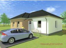 Dom za cenu bytu - Predaj 3i tehlový RD s 324 m2 pozemkom