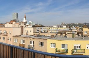 Nadštandardný Byt 4+1, 205m2, terasa, Zahradnícka, Bratislava I, cena v RK.