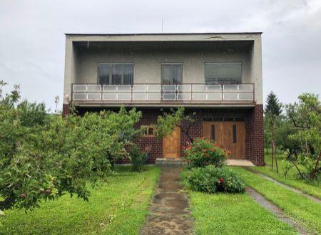 Rodinný dom Partizánske