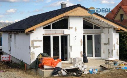 Novostavby kvalitných bungalovov 18 min od PO a KE, Lemešany