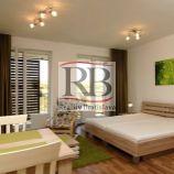 Na prenájom 1 izbový byt na Žltej ulici v novostavbe Slnečnice v Petržalke