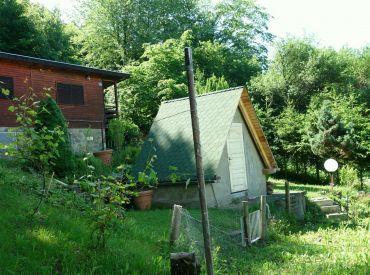 Na predaj pekná chata obec Drietoma časť Branné