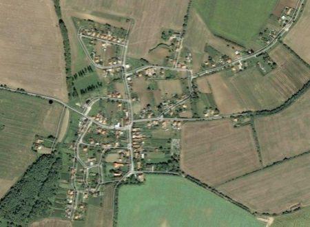 Na predaj 4 pozemky v Čermanoch