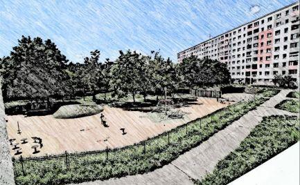 DOM-REALÍT ponúka na predaj 4 izbový byt v peknej tichej časti Petržalky