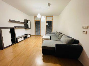 Prenájom bytu 2+KK v novostavbe EUROPALACE, 60 m2, 550€ mesačne vrátane energii,TV a internetu