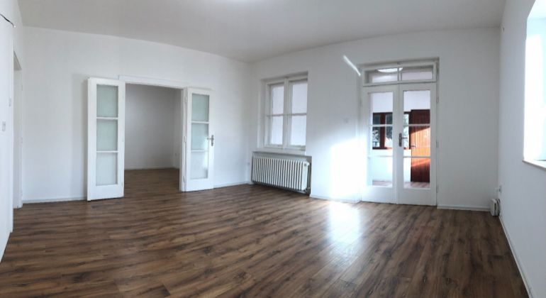 4 izbový byt v rodinnom dome v tichej lokalite na Ormisovej ulici na prenájom