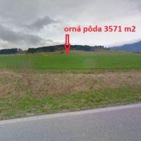 Poľnohospodárska pôda, Bobrovec, 3571 m²