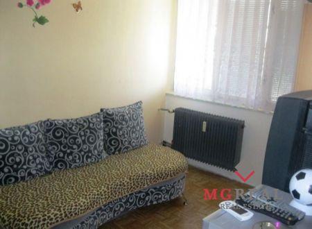 2 izbový byt na predaj Partizánske.