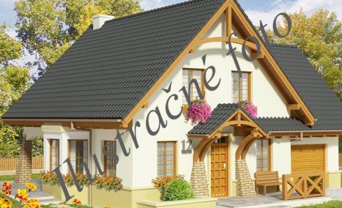 Predaj novostavby domu Bytča