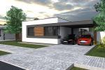 TUREŇ - okres SENEC - novostavba samostatného rodinného domu v krásnom prostredí