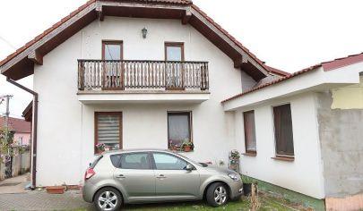 SORTier s.r.o ponúka na predaj 5-izbový rodinný dom v obci Plavecký Štvrtok