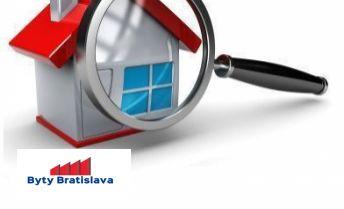 RK Byty Bratislava hľadá na prenájom 2-izb. byt BA III - Kramáre.