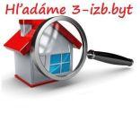 Byty Bratislava hľadá na prenájom 3-izb. byt BA II - Ružinov.