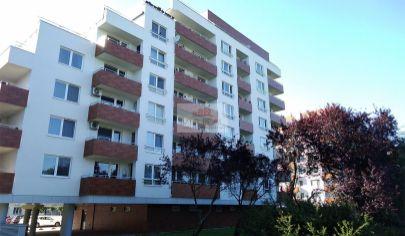 2-izbový byt s veľkou lodžiou v novostavbe v Bratislave