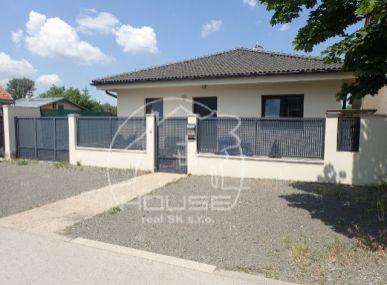 PREDAJ: 4 izbový rodinný dom - novostavba - REZERVOVANÉ