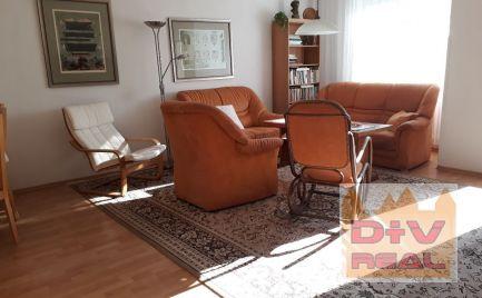 D+V real ponúka na predaj: 3 izbový byt, Haydnova ulica, Staré Mesto, Bratislava I, 3x balkón, pivnica