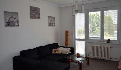 Prenájom 2 izb. byt BA - Nové Mesto - Riazanská ul.