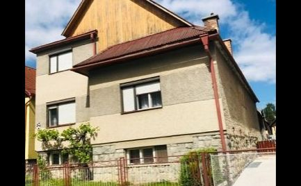Rodinný dom Ploštín