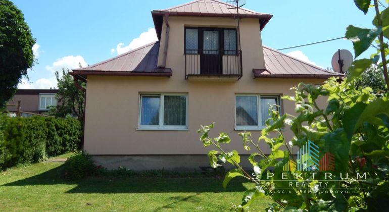REZERVOVANE-Na predaj 3 izbový rodinný dom, 776 m2, Lehota Pod Vtáčnikom , okres Prievidza