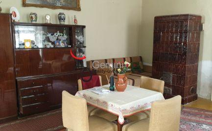 GEMINIBROKER Vám ponúka rodinný dom v obci Abaújszántó