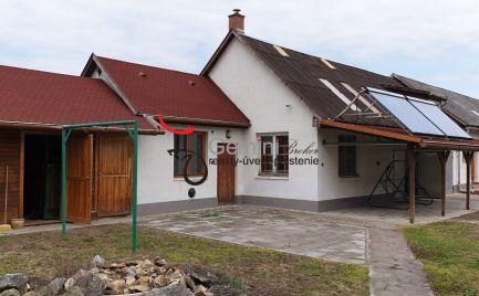 GEMINIBROKER Vám ponúka veľký rodinný dom v obci Alsóregmec