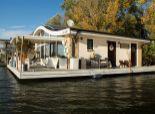 Hausboat Jarovské rameno-celoročne obývateľný