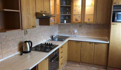 Zariadený 2 izbový byt, NZ-Centrum
