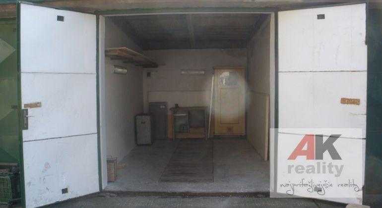 Predaj garáže - BA-Ružinov