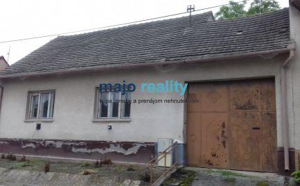 Rodinný dom, Gbely, okres Skalica.
