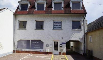 REALITY MAN – 3 podlažná polyfunkčná budova, pozemok 780 m2, Bratislavská - Piešťany