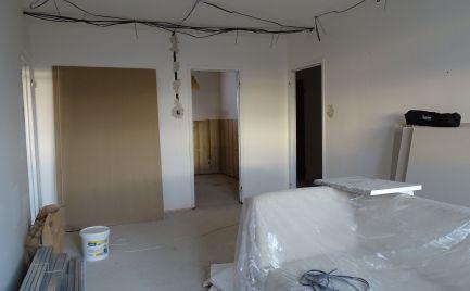 Predaj 3 iz bytu v rekonštrukcií