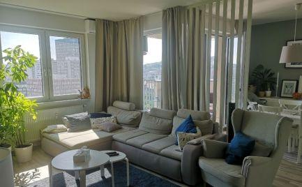 PRENÁJOM Krásny 3 izbový byt NOVOSTAVBA s garážovým státim Bratislava Ružinov Jegého EXPIS REAL