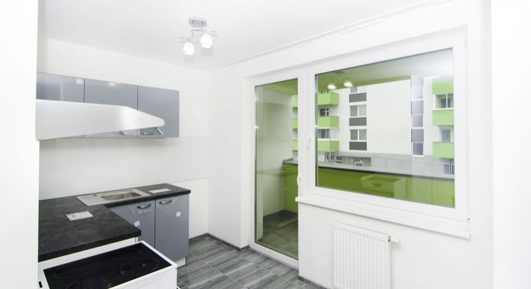Na prenájom veľký 1 izbový byt v novostavbe MERCATINO