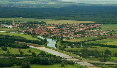 Pozemok  na predaj v obci Brodské, okr. Skalica