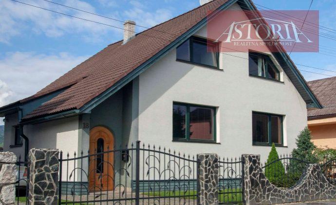 Rodinný dom na predaj - Martin Záturčie