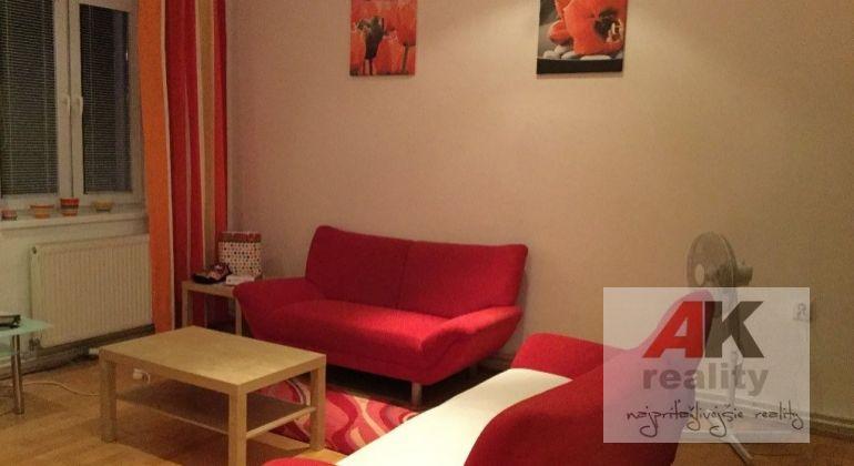 Prenájom 2 izbový byt Bratislava-Ružinov, Mlynské nivy