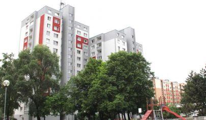 PREDANÉ: na predaj 3i byt, 13./13p., loggia, začiatok Petržalky, Mamateyova ulica