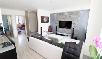 Príjemný, kompletne zariadený, 3 izbový byt, 55m2+6m2 loggia, predaj,Košice-Terasa,Šafárikova trieda