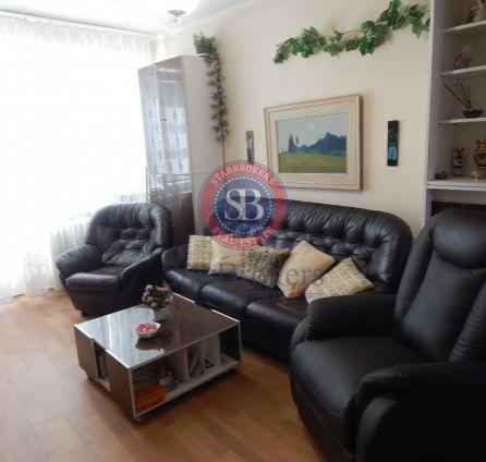 STARBROKERS - IBA U NÁS - Predaj 3 izb. bytu s balkónom, v tichej a vyhľadávanej lokalite, Tokajícka ul., BA II - Ružinov