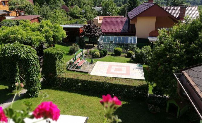 Predaj, exkluzívne romantický RD v Marianke v starej časti obce