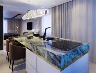 Na predaj luxusný 2,5 izbový byt (prerobený z 3 izbového) vo Vrútkach.