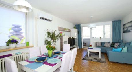 Predaj 3 izb.byt po kompl. rekonštr. v Bratislave, ul. PALKOVIČOVA (NIVY) pri zimnom štadióne.